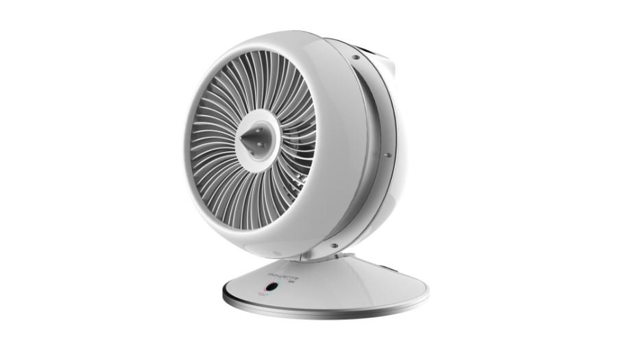 ventilatorul pierde greutatea